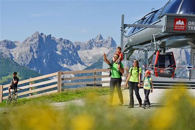 Dolomites of Sesto - Summer excursion